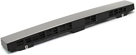 WB07X11385 GE Microwave Grille Asm,  Ss