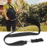 Weed Eaters Shoulder Strap Trimmer Strap Blower Strap with Pad, Universal Replacement Strap for Weedeater Leaf Blower, Weed Wacker, Multi Head System, Compatible with EGO String Trimmer and More