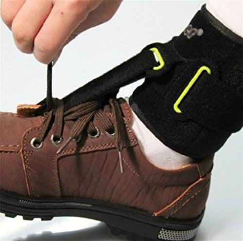 MF@SQY Ortesi della caviglia supporto di caduta del piede Fessura unisex del fascione di fascite plantare di sostegno per il rilievo Heel Pain