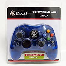 Hydra Performance Wired Xbox Controller Game Pad S-Type - Blue