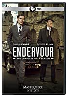 Endeauvor: The Complete Fifth Season (Masterpiece) [DVD]