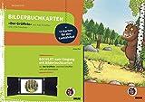 Bilderbuchkarten »Der Grüffelo« von Axel Scheffler und Julia Donaldson: Mit Booklet zum Umgang mit 17 Bilderbuchkarten