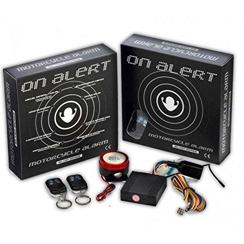 Alarma con mando a distancia para moto Universal AZ1VIBBSRC de On Board