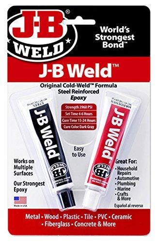 Original Cold-Weld Steel Reinforced Epoxy