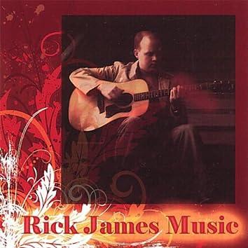 Rick James Music