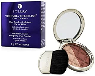 By Terry Terrybly Densiliss Blush Contouring Duo Powder - # 400 Rosy Shape 6g/0.21oz by By Terry
