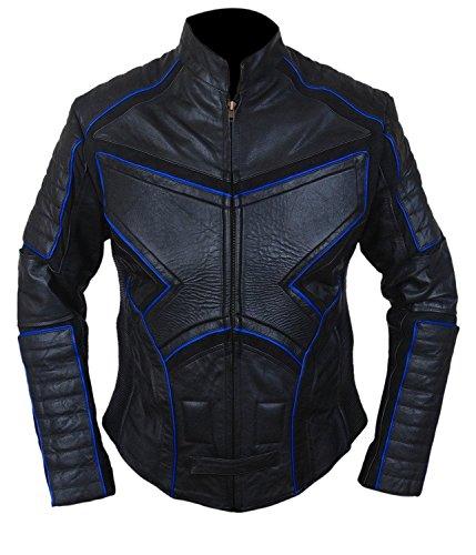 De Los Hombres X2 X-Men Unido Chaqueta De Cuero Sintético-Xxs
