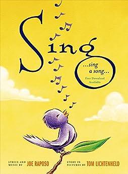 Sing by [Joe Raposo, Tom Lichtenheld]