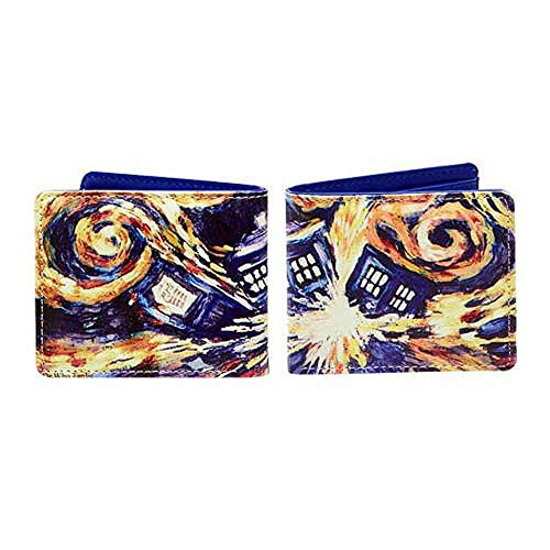 Dr Who - Exploding Tardis Wallet