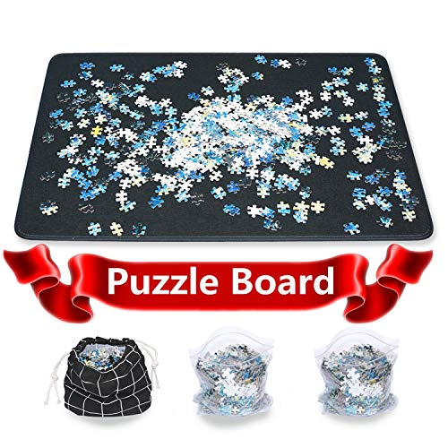 Jigsaw Puzzle Mat Puzzle Board Smooth Puzzle Plateau Portable Board...