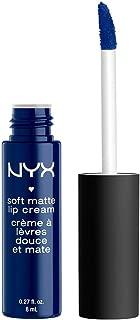 NYX Cosmetics Soft Matte Lip Cream, Moscow
