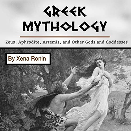 Couverture de Greek Mythology