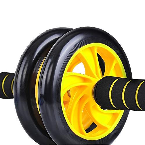BLWX - Bauch-ABS-Rad-Trainer der Männer Bauch-Fitness-Ausrüstung Heimfrauen Belly Wheel Riemenscheibe stumm Bauchmuskelrad (Farbe : B)