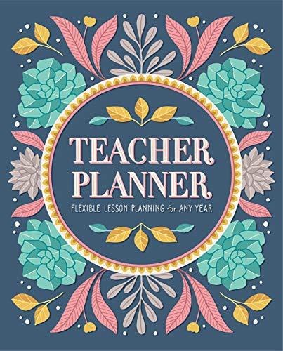 Teacher Planner: Flexible Lesson Planning for Any Year