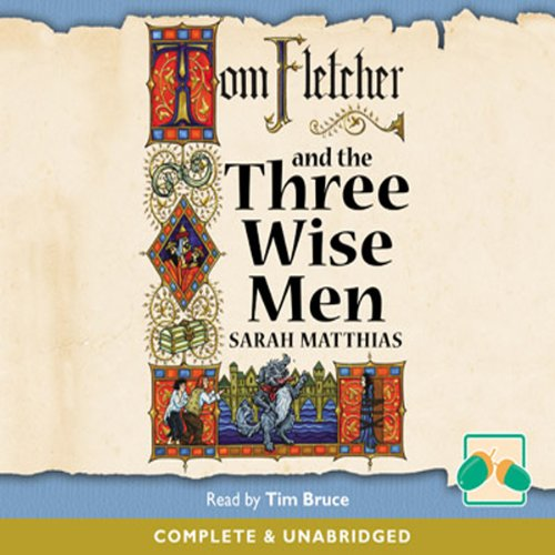 Tom Fletcher and the Three Wise Men cover art