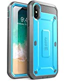 SUPCASE Unicorn Beetle Pro Series Case Designed for iPhone X, with Built-In Screen Protector...