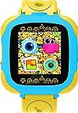 Gru: Mi Villano Favorito Minions Reloj-cmara, Color Amarillo (Lexibook DMW100DES)