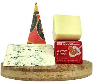 Handful of Scandinavian Cheese by Gourmet-Food