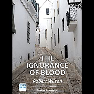 The Ignorance of Blood audiobook cover art