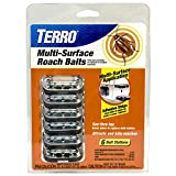 Best Roach Killers - Terro T500 Multi Surface Roach Killer-6 Bait Stations Review