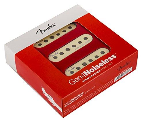 Fender 099-2260-000 Strat Gen 4 Noiseless Set · Pickup für E-Gitarre