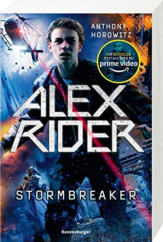 Preisvergleich Produktbild Alex Rider,  Band 1: Stormbreaker (Alex Rider