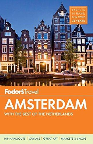 Fodor's Amsterdam [Idioma Inglés]