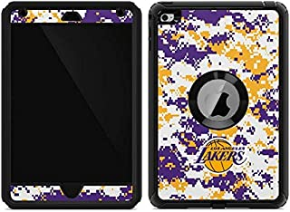 Skinit Decal Skin for OtterBox Defender iPad Mini 4 - Officially Licensed NBA Los Angeles Lakers Digi Camo Design