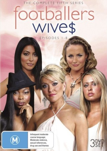 Footballers Wive$ (Complete Season 5) - 3-DVD Set ( Footballers' Wives ) ( Footballers' Wive$ - Complete Series Five )