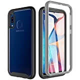 Eleproof Case for Samsung Galaxy A20e, 360 Degree Full-Body
