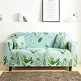 Funda de sofá elástica elástica Ajustada Ultra Spandex Funda de sofá para Sala de Estar Funda de poliéster Funda de sofá Profunda A18 4 plazas