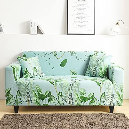 Elastiskt stretchsofföverdrag tätt ultratunt sofföverdrag för vardagsrum överdrag djup soffa stolskydd A16 4-sits