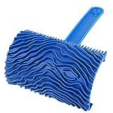 Nome del prodotto: legno venature gomma; materiale: gomma, plastica Colore: Blu Dimensione: 15.5x 10x 4.5cm/15,5x 10,2x 4,6cm (L * W * T) Peso: 79g Contenuto della confezione: 1x Wood Venature Gomma