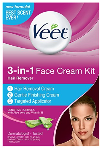 Top 10 Best Facial Hair Removal Creams 2020 Reviews Guide