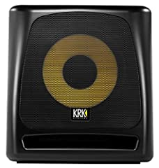 """10"""" glass aramid composite woofer Bass extension to 28Hz with a max SPL of 117 dB Footswitch control enables/disables sub and crossover filter (footswitch not included) Curved design with front-firing bass port for placement flexibility Powerful, lig..."""