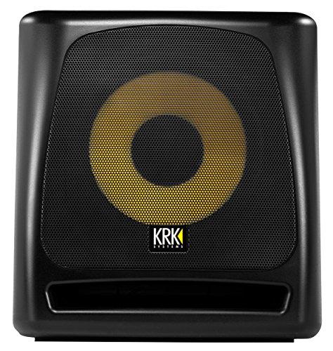 KRK 10S2 V2 10' 160 Watt Powered Studio Subwoofer