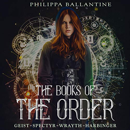 The Books of the Order Collection audiobook cover art