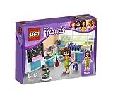LEGO Friends 3933 - Il Laboratorio delle Invenzioni di Olivia