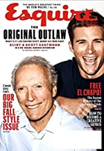 Esquire Magazine (September, 2016) Clint Eastwood and Scott Eastwood Cover