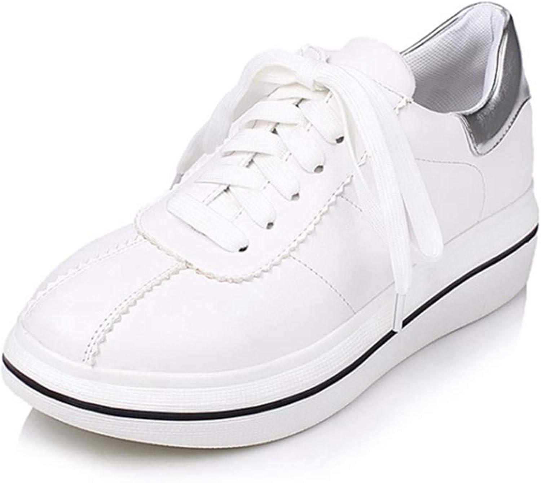 Elsa Wilcox kvinnor skor Non Slip ljusljus Sport mode mode mode Platform Athletic springaning skor kvinnor Wedge gående  kommer att göra dig nöjd