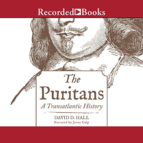The Puritans audiobook cover art
