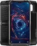 DOOGEE S95 Super 2020 Rugged Smartphone Unlocked, 48MP AI Triple Rear Camera Helio P90 Octa-Core 6GB+128GB, 5150mAh+3500mAh Global 4G LTE Cell Phones IP68 Waterproof, 6.3-inch FHD+ NFC Wireless Charge