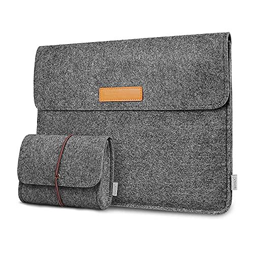 Inateck Tablet Hülle Tasche Kompatibel mit 10,2 iPad 8 2020/2019/11 Zoll iPad Pro M1 2021/2020/2018/10,9 iPad Air 4 2020/10,5 Zoll iPad Air 3 2019/9,7 Zoll/10.5 Zoll iPad Pro/Surface Go