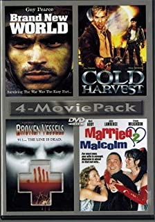 Brand New World/Cold Harvest/Broken Vessels/Married 2 Malcolm by Gary Daniels