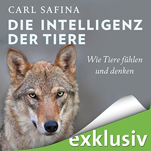 Die Intelligenz der Tiere audiobook cover art