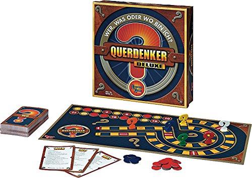 University Games 01003 - Querdenker Deluxe
