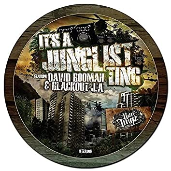 It's A Junglist Ting EP