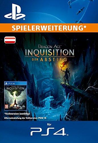 Dragon Age: Inquisition - Der Abstieg [Spielerweiterung] [PS4 PSN Code - österreichisches Konto]
