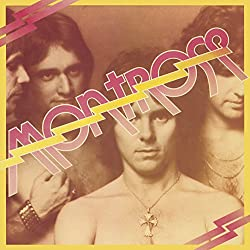 The rocking debut album from Montrose - Montrose is the record on BoomerSwag!