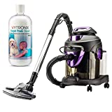 VYTRONIX TUB1600 Multifunction 1600W 4 in 1 Wet & Dry Vacuum Cleaner & Carpet Washer With Blower Function